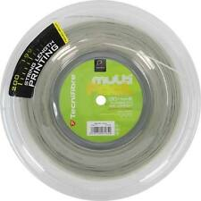 Tecnifibre Multi-feel 16 / 1.30mm Tennis String 200m Reel - Pearl Grey