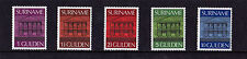 Suriname - 1975 Banca centrale Definitives-U / M-SG 805-8a