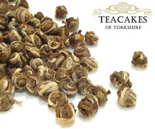 Jasmine Pearls Tea Green 50g Speciality Loose Leaf Dragon Tears Rolled