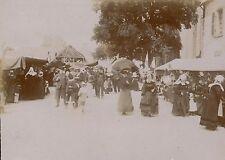 BENODET c. 1900 Jour de Fête - Finistère Bretagne - 15