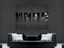 Michael Jordan Basketball Player legend USA mur Poster Art Photo Impression Grand