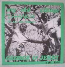 "GEORGE & JERRY My old village (LISTEN) RARE 7"" 1975 folk BELGIUM"