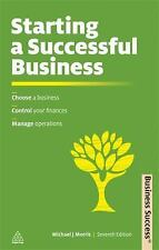 Starting a Successful Business: Choose a Business, Plan Your Business,-ExLibrary