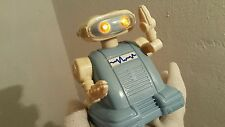 VINTAGE ROBOT PLAY BOT BATTERY OPERATED 1970 MOVING,SOUNDS, LIGHT UP MUSICAL