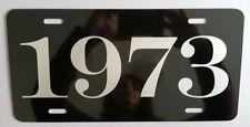 1973 LICENSE PLATE FITS CAMARO MUSTANG CORVETTE 442 CHEVELLE MALIBU GTO TRANS AM
