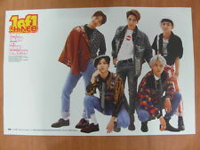 SHINee - 1 of 1  [OFFICIAL] POSTER K-POP *NEW*