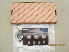07 - 13 TOYOTA TUNDRA LIMITED PLATINUM A/C HEATER CLIMATE CONTROL FACE PLATE NEW