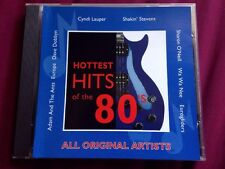 HOTTEST HITS OF THE 80's - CD
