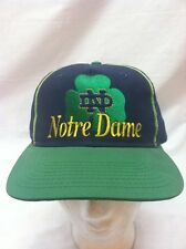 Vtg Notre Dame Fighting Irish Snapback hat cap rare  THE GAME