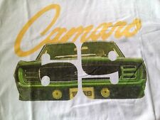MENS VINTAGE CAMERO GENERAL MOTORS T SHIRT MEDIUM