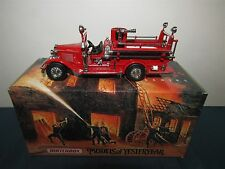 Matchbox FIRE ENGINE Series 1923 Ford AA Open Cab