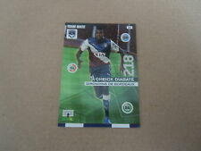 Carte Total Panini - Foot 2015/16 - N°062 - Bordeaux - Cheik Diabaté