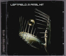 Leftfield A Final Hit - Greatest Hits - CD - (CD/DVD) 2005 Sony DVD All Regions)