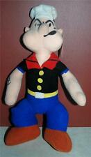 PLAY BY PLAY 1992 POPEYE 11 INCH STUFFED FIGURE DOLL TOY WITH TAGS ~135~