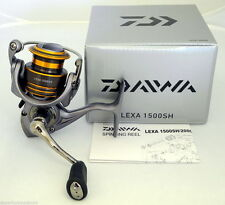 Daiwa Lexa Ultralight Freshwater Spinning Fishing Reel 6.0:1 - LEXA1500SH