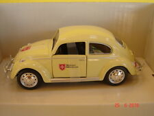 "VW COX KÄFER ""MALTESER""  SCHUCO JUNIOR LINE  N/B REF 27181  PROMO MIB 1/43"