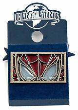 NEW Universal Studios Marvel Avengers Spider-Man Stained Glass Pin