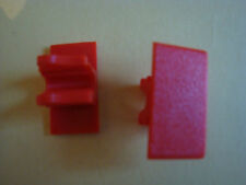 LOTUS ELAN M100 DOOR BUTTON RETAINING CLIPS ONE PAIR GENUINE GM PRODUCT