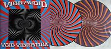 LP Vibravoid void VIBRATION (2 Picture-LP) krauted Minds Rec. KMR 003/2 PD