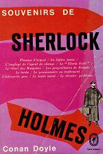 Souvenirs de Sherlock HOLMES // Conan DOYLE // 11 énigmes