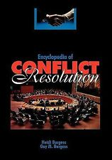 Encyclopedia of Conflict Resolution-ExLibrary