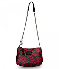 LOUNGEFLY Hangbag Bag HELLO KITTY Purse SANRIO Black Pink Crossbody Chain Tassel