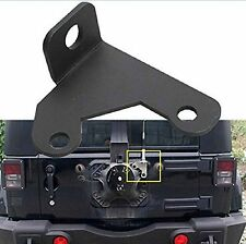 Rear Tailgate CB Antenna Mount Bracket For Jeep Wrangler JK 2/4 Door 07-16