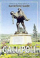 Major and Mrs.Holt's Battlefield Guide to Gallipoli by Tonie Holt, Valmai...