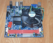 ZOTAC NF610I-K-E LGA 775 NVIDIA GeForce 7050 Mini ITX Motherboard with CPU & FAN