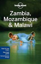 Travel Guide: Zambia, Mozambique and Malawi by Michael Grosberg, Lonely...