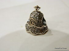 NEW! AUTHENTIC PANDORA CHARM  TWINKLING CHRISTMAS TREE #791765CZ  P