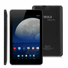 "iRULU 7"" Android 5.1 16GB Lollipop Tablet PC Quad Core IPS 4000mAh Black New"
