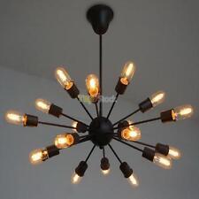 Sputnik 18 Lights Retro Vintage Industrial Loft Chandelier Ceiling Pendant Light