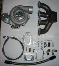 VW 16v TURBO KIT-Garrett gt2871r + gußkrümmer + accessorie