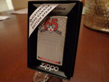 ZIPPO CANADA 65TH ANNIVERSARY ZIPPO LIGHTER LIMITED EDITION LOT OF 5
