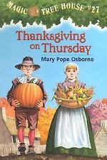 Thanksgiving on Thursday Magic Tree House #27)