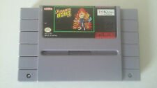 JAMES BOND JR JUNIOR - SUPER NINTENDO - JEU SUPER NINTENDO SNES US