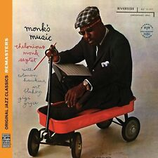 Monk's Music - Thelonious Monk (2011, CD NIEUW) Remastered