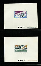 Senegal 1966 Aviation Scott C48-51.  Set of 4 Deluxe Proofs