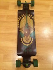 Rayne drop deck Pro Longboard, Bear Trucks, ABEC 11 Flywheels, Titanium Bearings