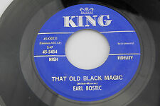 Earl Bostic: That Old Black Magic / Full Moon and Empty Arms [VG++ Copy]