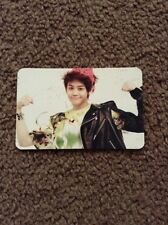 B2ST Midnight Sun Photocard (Yoseob)