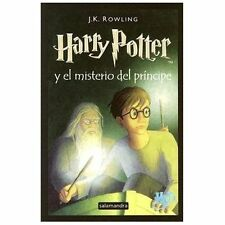 Harry Potter y el Misterio del Principe Year 6 (2006, SPANISH Paperback Edition)