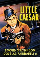 Little Caesar DVD (1931) - Edward Robinson, Douglas Fairbanks Jr., Mervyn LeRoy
