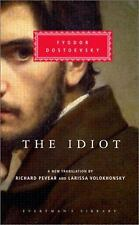 The Idiot by Fyodor Dostoevsky and Henry Carlisle (2002, Hardcover)