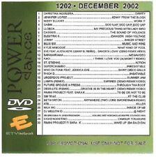 ETV Power Dance - December 2002 DVD