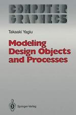 Modeling Design Objects and Processes (Computer Graphics: Systems and -ExLibrary