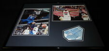 Carmelo Anthony Signed Framed 16x20 Photo Set Team USA Knicks Syracuse