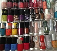 Multi Discount Prices! 183 Assorted New Nail Varnish Polish Wholesale Clearance