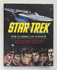 Star Trek The Classic UK Comics Vol. 1 1969-1970 HC Graphic Novel Comic Book
